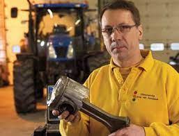 Joop van Zonsbeek van Dieseltechniek Dreumel: